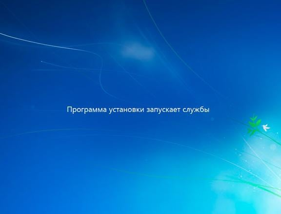 Установка Windows 7 с USB