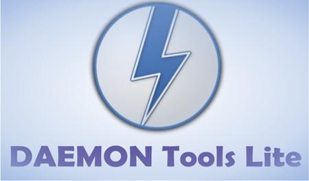 Логотип Daemon Tools Lite