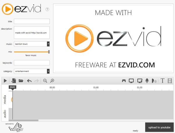 Программа Ezvid