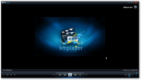 Окно KMPLayer