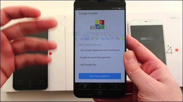 """В установке """"Плей Маркет"""" поможет приложение """"Google Installer"""""""