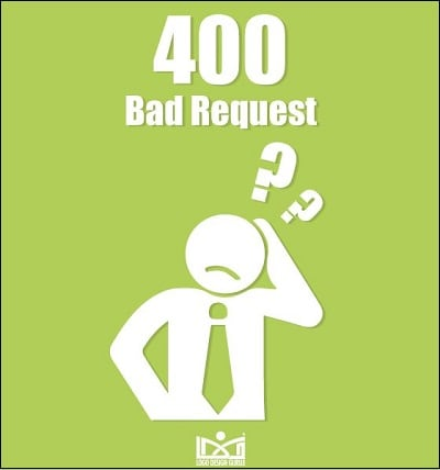 Картинка 400 bad request