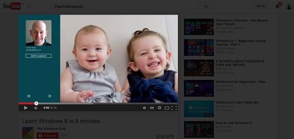 """Расширение """"Turn Off The Lights"""" позволяет затемнить задний фон видео, делая просмотр более комфортным"""
