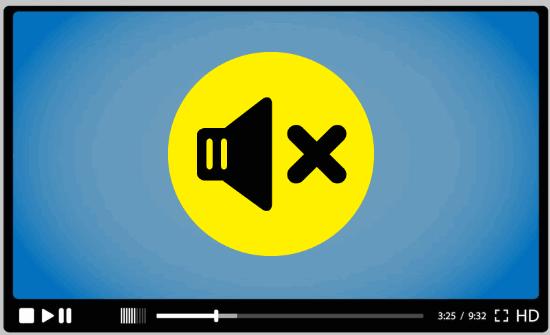Удаляем музыку из видео онлайн