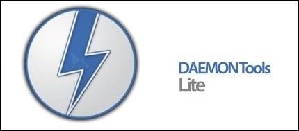 Картинка DAEMON Tools Lite