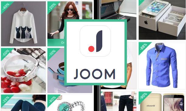 Логотип сервиса Joom