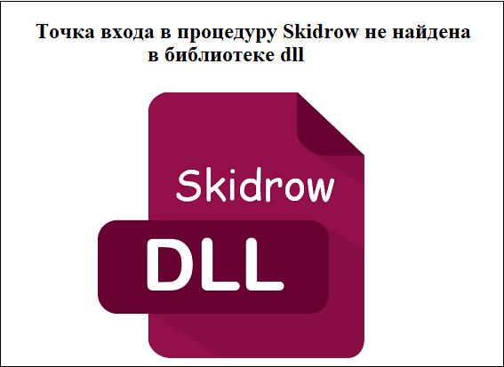 Картинка Skidwor DLL