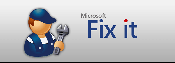 Окно Microsoft Fit It
