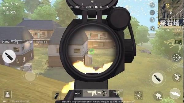 Засесть в засаде со снайперской винтовкой - не самая плохая тактика