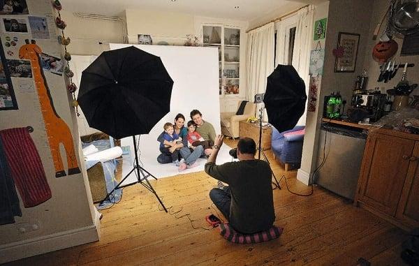 Фото домашней съёмки