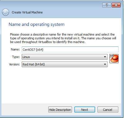 Указание предпочитаемой ОС в настройке системы, которая будет инсталлирована позже ь