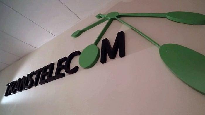 Вывеска Transtelecom