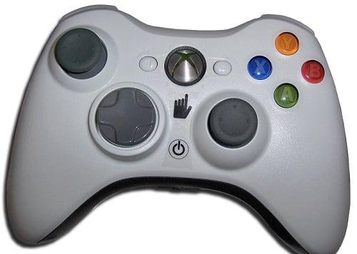 Джойстик от Xbox 360