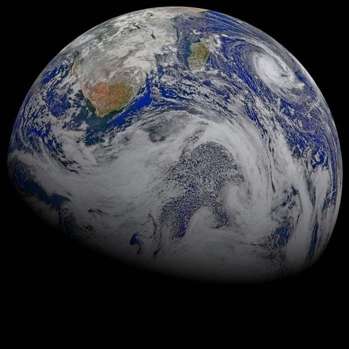 Планета Земля. Солнечная сторона