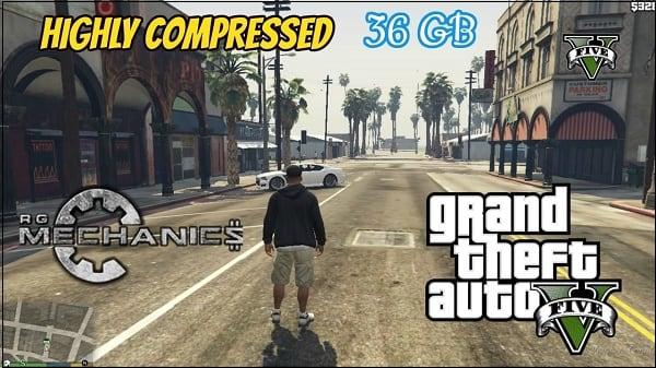 Репак GTA 5