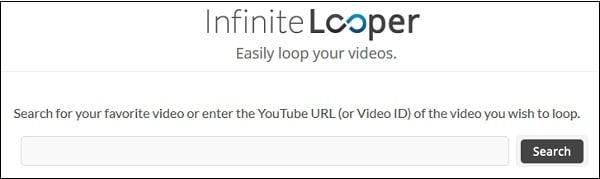 Воспользуйтесь инструментом «InfiniteLooper»