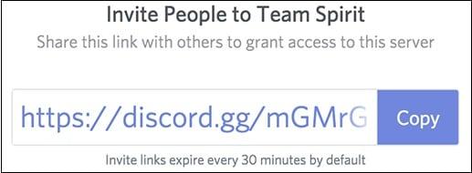 Отправьте ссылку на ваш сервер вашим друзьям