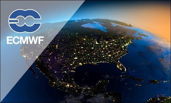 Картинка ECMWF