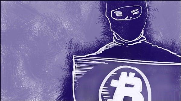 Рисунок аноним биткойн
