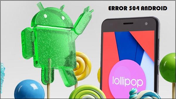 Картинка Android Lollipop