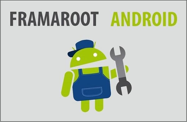 Изображение Framaroot Android