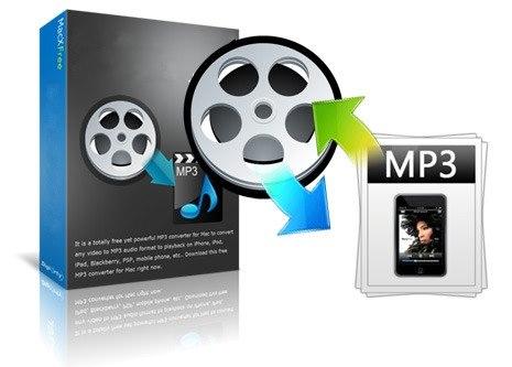 Заставка конвертация MP3