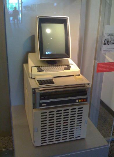 Компьютер Alto