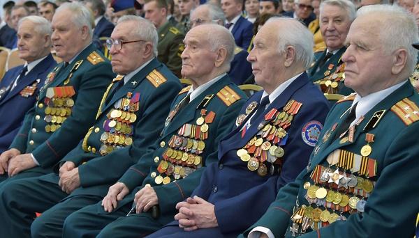 Количество оставшихся ветеранов 2019