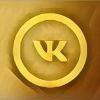 Логотип VK Coin