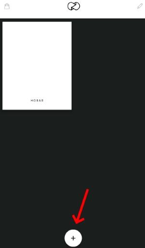 Кнопка для создания шаблона публикаций