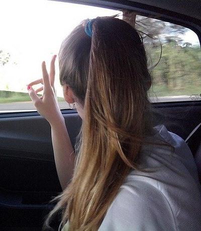 Фото девушки русые волосы на аву 29