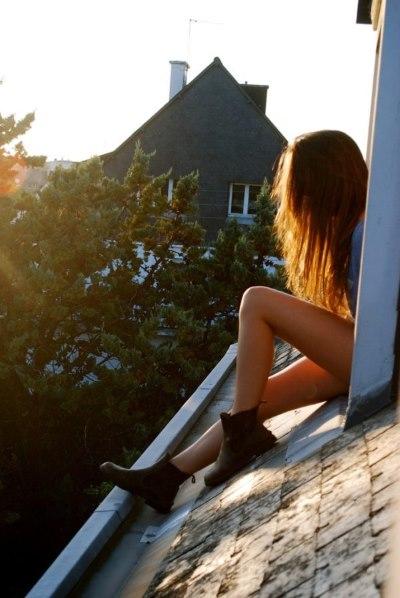 Фото девушки русые волосы на аву 21