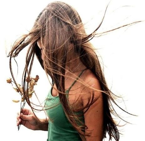 Фото девушки русые волосы на аву 23