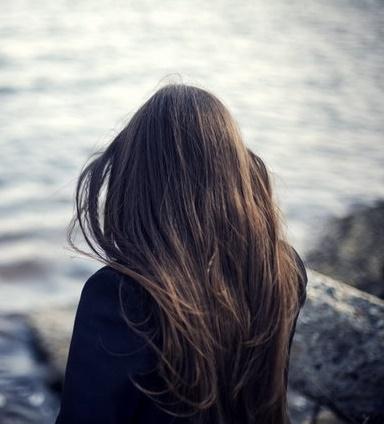 Фото девушки русые волосы на аву 16