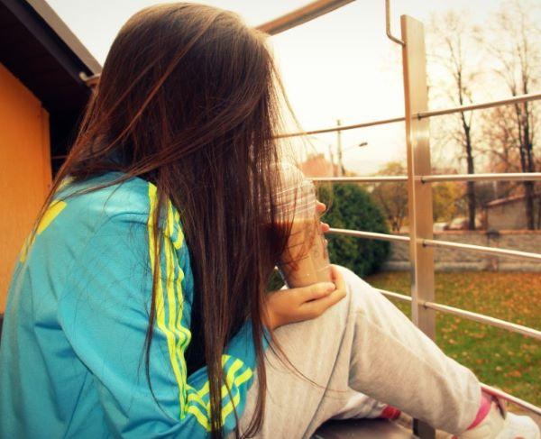 Фото девушки русые волосы на аву 7