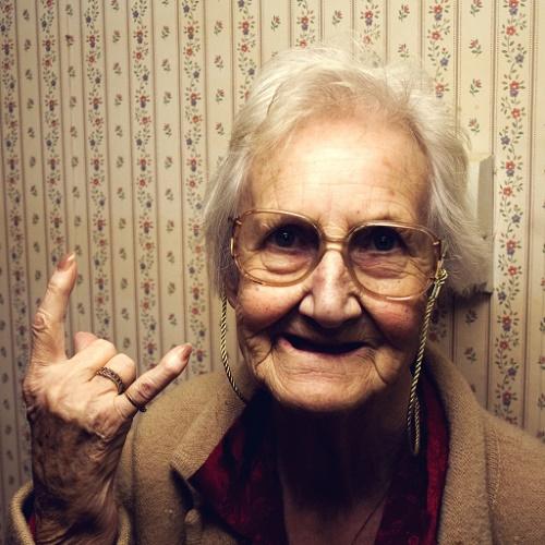 бабушка аватар