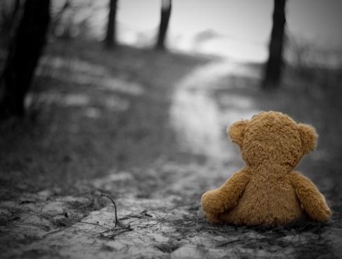 Медвежонок дорога аватар