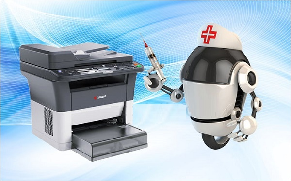 Сброс принтера