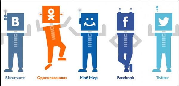 Социальные сети Россия