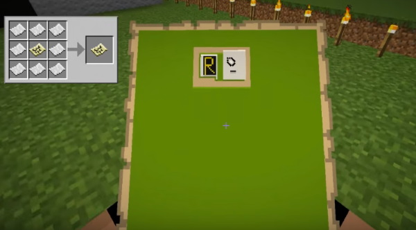 Карта для игры Майнкрафт