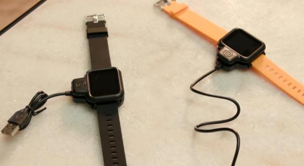 Часы и зарядное устройство