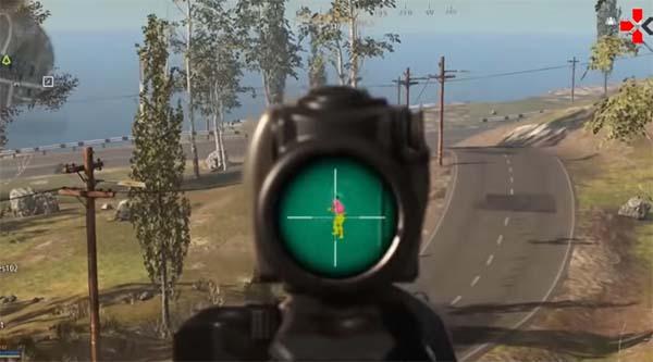 Геймплей в CoD: Warzone
