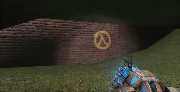 Знак Half Life