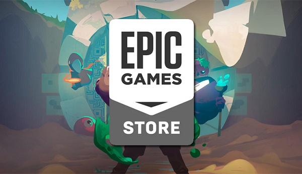 Изображение Epic Games Store