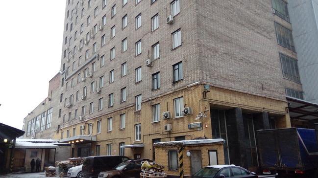 Здание сортировочного центра 102000 в Москве