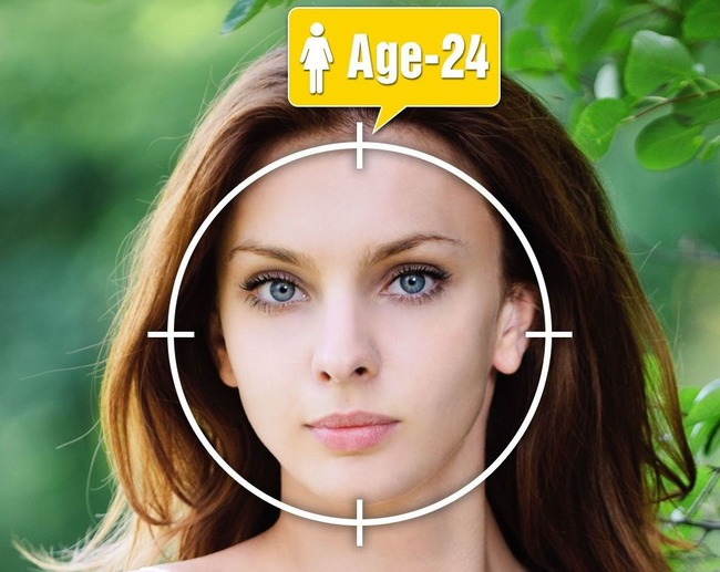 Face Age Camera