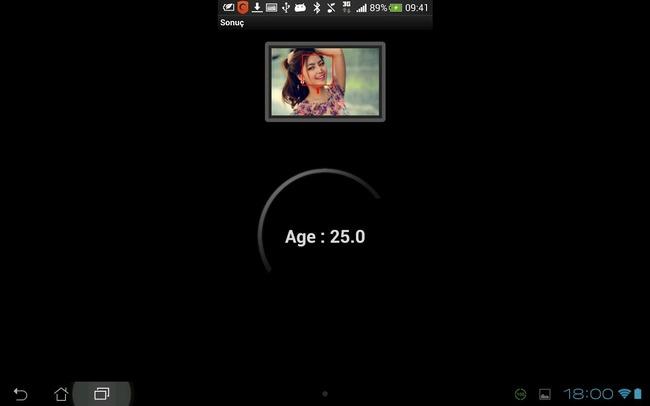На сколько лет вы выглядите