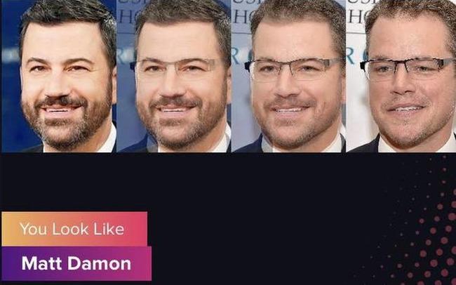 Поиск схожих знаменитостей