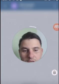 Запись видео в Телеграм