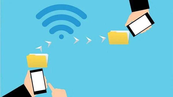 Передача файлов со смартфона на смартфон